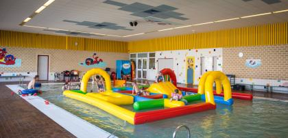 Experience Centre in het Instructiebad